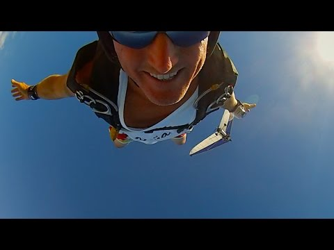 Skydiving Mexico - 4K