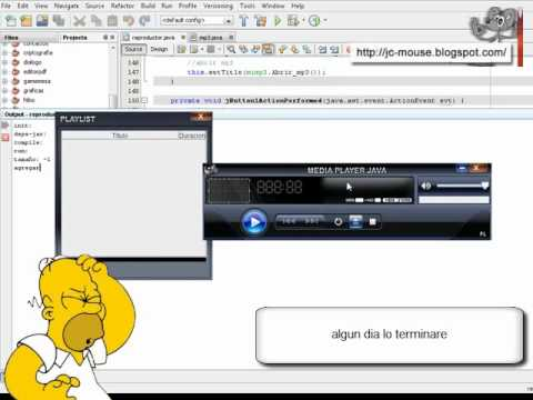 Reproductor mp3 en java