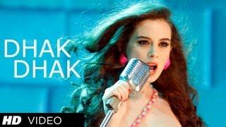 DHAK DHAK KARNE LAGA NAUTANKI SAALA: VIDEO SONG