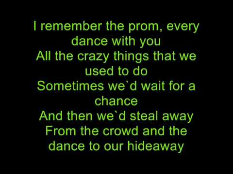 The out crowd lyrics