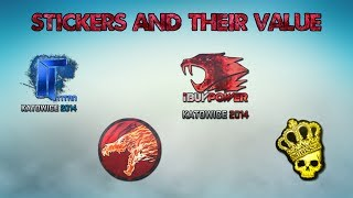 dreamhack 2014 stickers