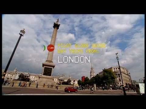 Pilot Globe Guides - Day Trips from: London with Ian Wright, Megan McCormick & Justine Shapiro