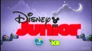 Disney Junior Nordic Close Down - Viasat Film Drama Start Up 15-09-13