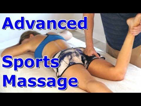 Advanced Glute Massage Therapy How To, HD Full Body Work | Gregory Gorey LMT, Austin