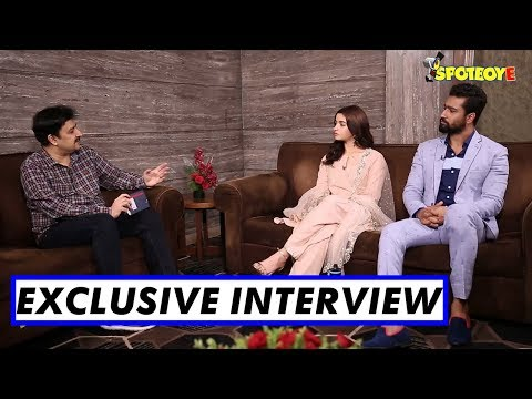 RAAZI Interview | Alia Bhatt & Vicky Kaushal speak to Editor Vickey Lalwani | SpotboyE thumbnail