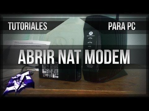 [Tutoriales PC] - Abrir NAT en modem Motorola SBG900    Metodo permanente