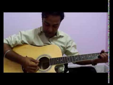 Chura Liya Hai Tumne Jo Dil Ko(Film: Yaadon Ki Baraat)Guitar...