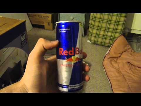Energy Drink Review: Red Bull