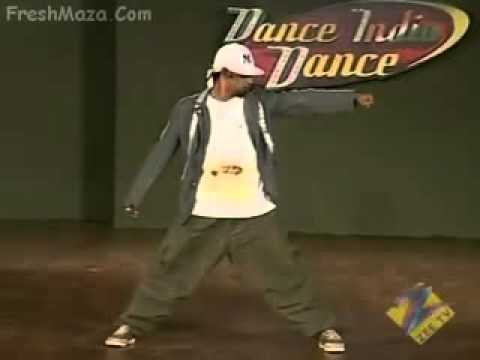 Dharmesh Did Auditions 19th December Dance India Dance Freshmaza Com video