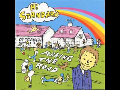 Hi-standard - Changes