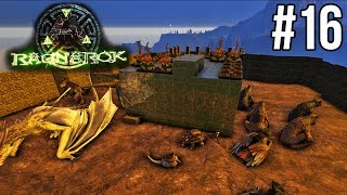FLINKE BASIS UPGRADE - ARK Ragnarok #16