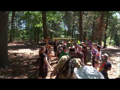 Day One: NERF Camp 2012 in Westford, MA