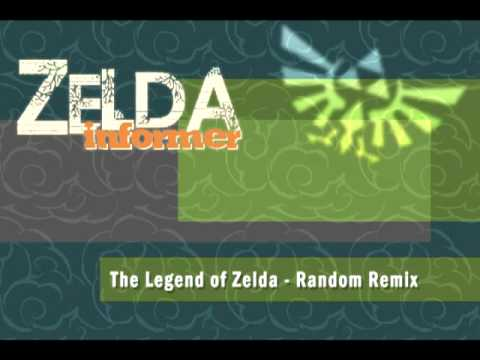 Random Zelda Music Remix Video