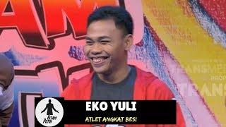 Eko Yuli, Pecahkan Rekor Dunia Angkat Besi | HITAM PUTIH (14/11/18) Part 4