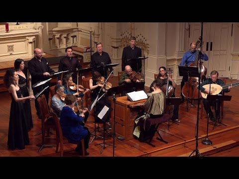 Agostino Steffani: Stabat Mater XII: Quando corpus morietur, Voices of Music