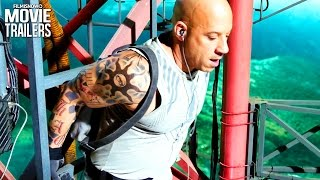 xXx: RETURN OF XANDER CAGE | Vin Diesel is Jungle Jibbing in a new clip