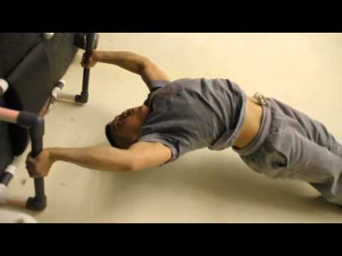 "CrossFit - ""Ledesma"" Hero WOD Demo with Kris Clever"
