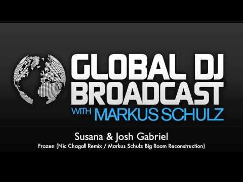 Susana & Josh Gabriel - Frozen (Nic Chagall Remix / Markus Schulz Big Room Reconstruction)
