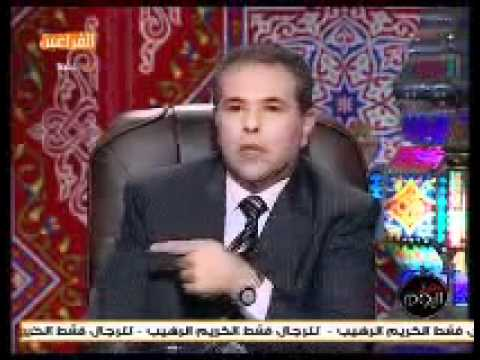 توفيق عكاشة صاحب قناه الفراعين يتهم
