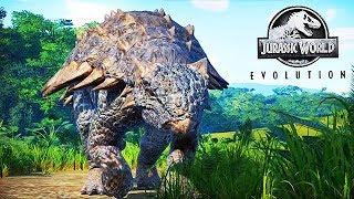 Jurassic World Evolution Gameplay German #08 - Dinos sterben aus !!