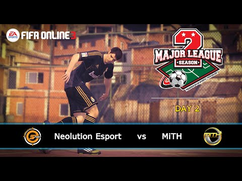 FIFA Online 3 : Major League 2014 SS2 Day 2