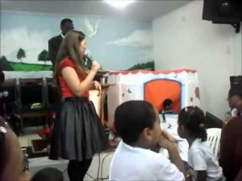 Pregação Sobre a Obediência Com Marcilene Maciel Fantoche Samuka