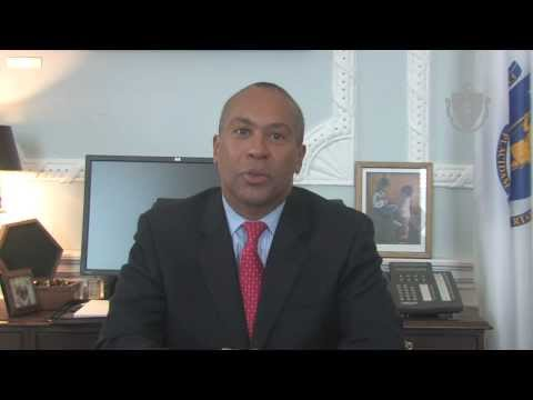 Governor Patrick Congratulates Marc Solomon