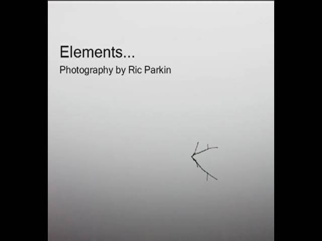 Black and White Photography - Elements....By Ric Parkin
