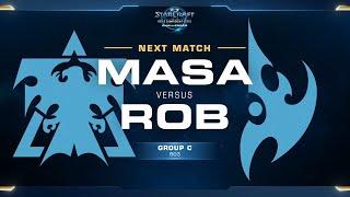 MaSa vs Rob TvP - Group C - WCS Challenger NA Season 1