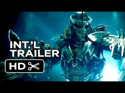 Teenage Mutant Ninja Turtles Official French Trailer (2014) - Michael Bay Action Movie HD