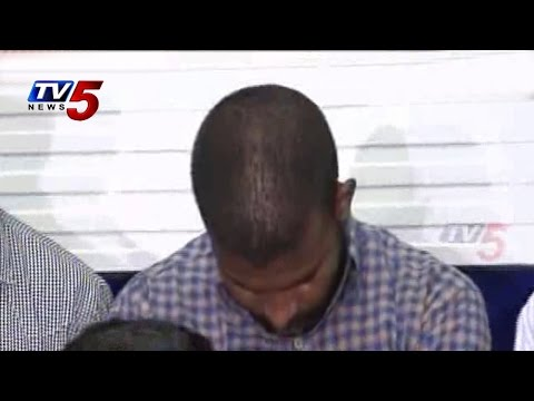 Fake Notes Gangster 'Yellam Goud' In Front Of Media : TV5 News