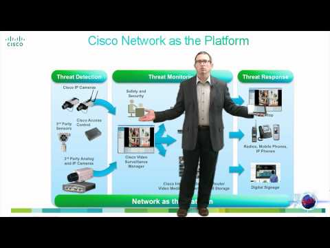 Cisco Physical Security Solutions Overview