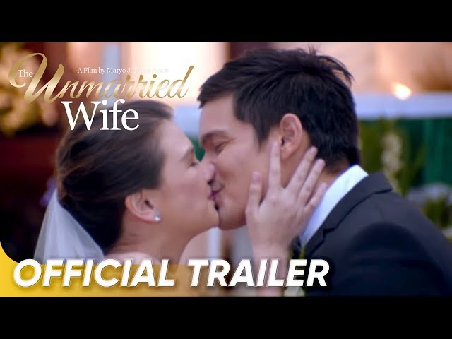 Official Trailer | 'The Unmarried Wife' | Dingdong Dantes, Angelica Panganiban, and Paolo Avelino