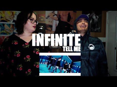Infinite - Tell Me MV Reaction JREKML