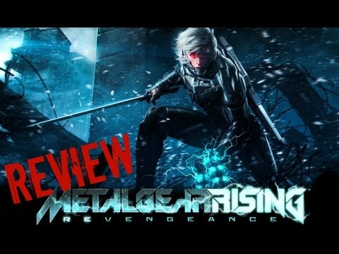 Metal Gear Rising: Revengeance - Game Review by Chris Stuckmann