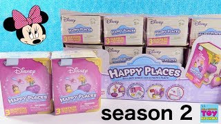 Disney Happy Places Series 2 Princess Belle Toy Review Opening | PSToyReviews
