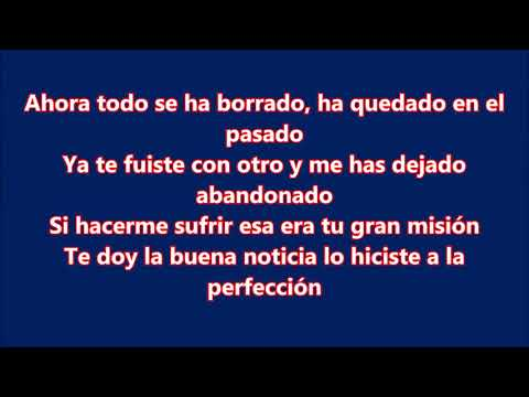 ➵ Debo olvidarte ❤ | ▸ - Rap Desamor y Romantico 2014 ◂I must forget you - El dominio -