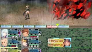 Sengoku Rance :: True Route #48 :: Turn 76 (Tenma Bridge -- Final Battles)
