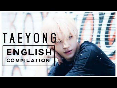 Taeyong Speaking English | compilation