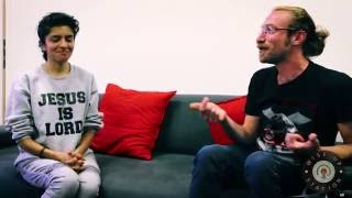 Soom T - Interview by Wise Up Station @ La Belle Electrique 2016