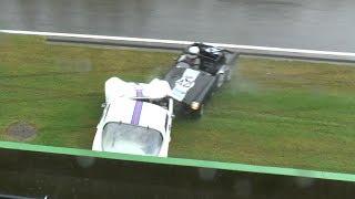 Crash & action Spa Francorchamps Summer Classic 2017