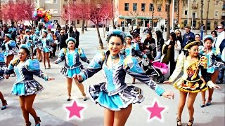 Best Moments of the Bolivian Carnival.