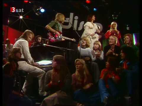 ABBA SOS (Disco 75) and leaving the stage