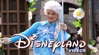 Disney Magic on Parade/La Magie Disney en Parade - Disneyland Paris avril 2014 HD