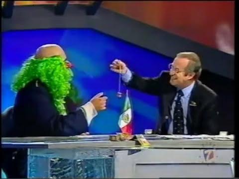 Volado entre Tv Azteca y Televisa Sidney 2000