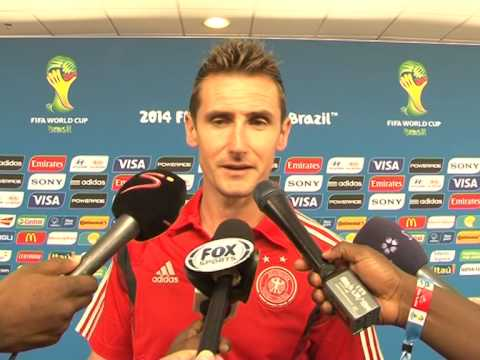 Miroslav Klose speaks after 2-2 draw with Ghana by ts/gbc24/gtvsports+