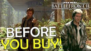BEFORE YOU BUY ~ New Han Solo ENDOR SKIN - Star Wars Battlefront 2