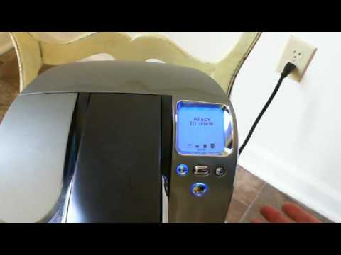 Keurig Coffee Maker Problems Lights Flashing : Keurig Platinum Reset For The Not Ready Light How To Make & Do Everything!