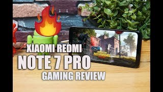 Xiaomi Redmi Note 7 Pro Gaming Review with PUBG Mobile- Heating and Battery Drain
