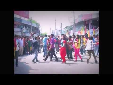 ICC T20 Flashmob By Namheen, Kushtia Govt. College